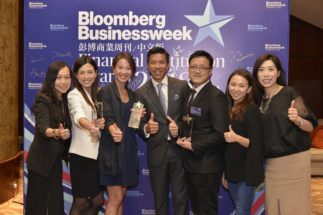 Bloomberg Businessweek Financial Institution Awards