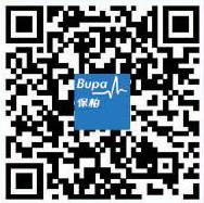 Bupa app QR code Android