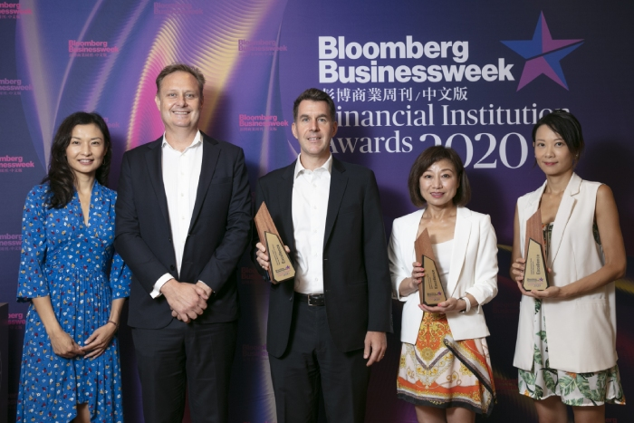 Bupa Wins Multiple Industry Awards
